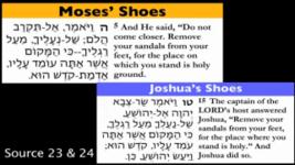 Joshua's Shoes