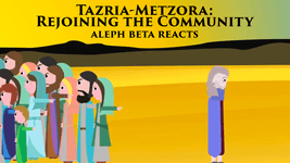 Aleph Beta Reacts Tazria-Metzora 5775