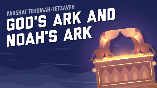 Noah's Ark: A Place For Man In God's World