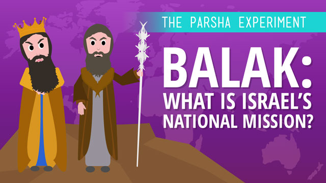 Balak: What Is Israel's National Mission?