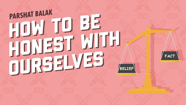 How To Be Honest With Ourselves