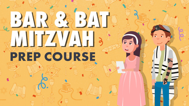 Bar And Bat Mitzvah Preparation Course