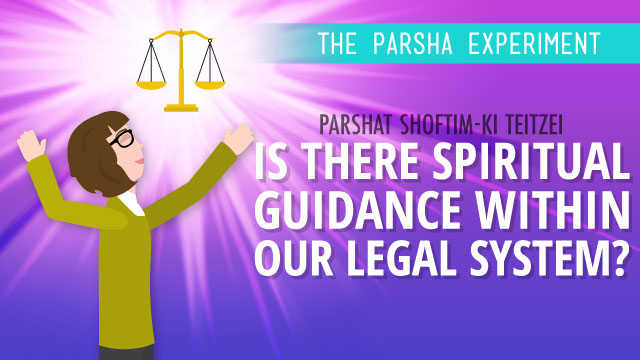 Is There Spiritual Guidance Within Our Legal System? Part I