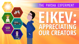 Eikev: Appreciating Our Creators