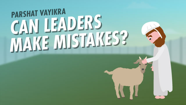 Can Leaders Make Mistakes?