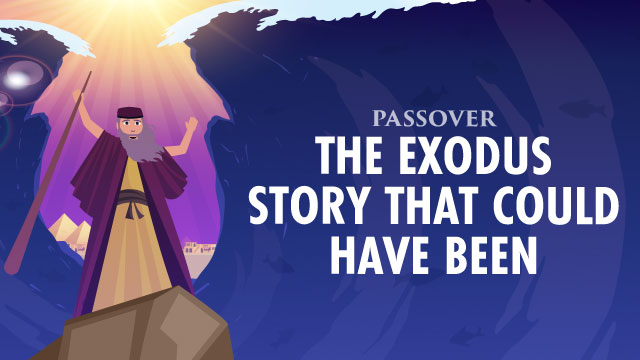 The Exodus Story That Could Have Been