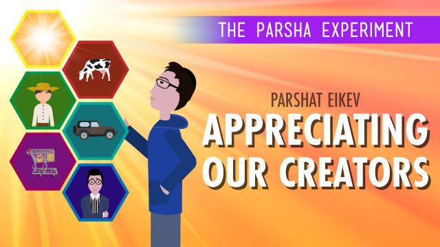 Appreciating Our Creators