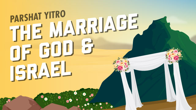 Did Israel Marry God At Mount Sinai?