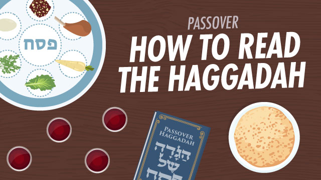 How To Read The Haggadah