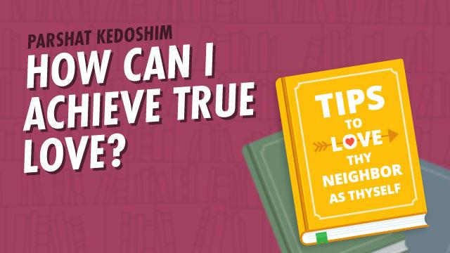 How Can I Achieve True Love?