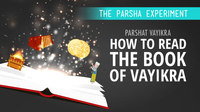 How To Read The Book Of Vayikra