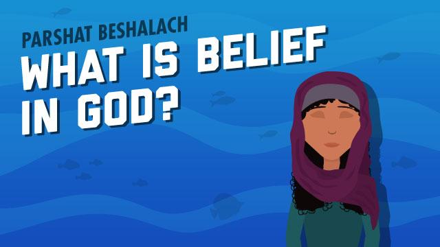 What Is Belief In God?