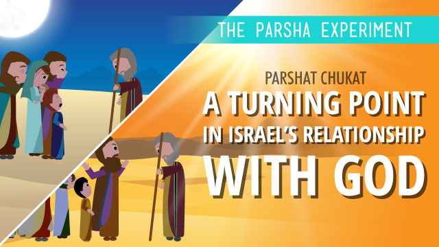 A Turning Point In Israel's Relationship With God