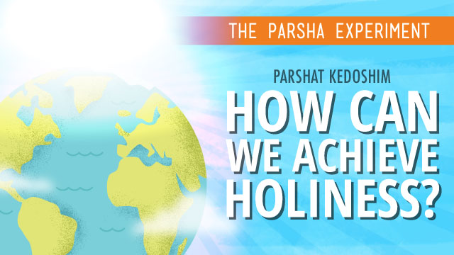 How Can We Achieve Holiness?