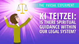 Ki Teitzei: Is There Spiritual Guidance Within Our Legal System?