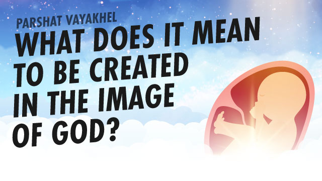 What Does It Mean To Be Created In The Image Of God?