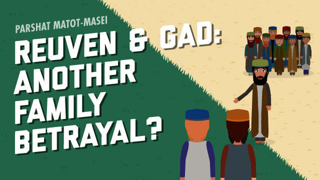 Reuven And Gad: Another Family Betrayal?