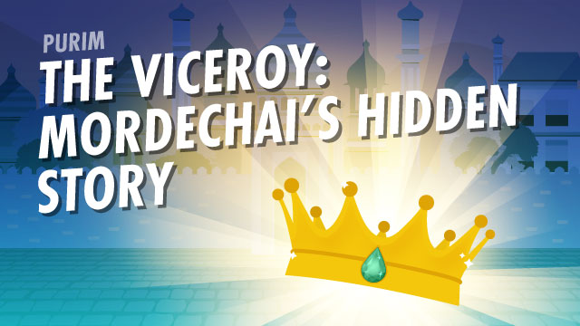 The Viceroy: Mordechai's Hidden Story