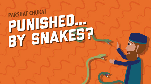 Punished...By Snakes?