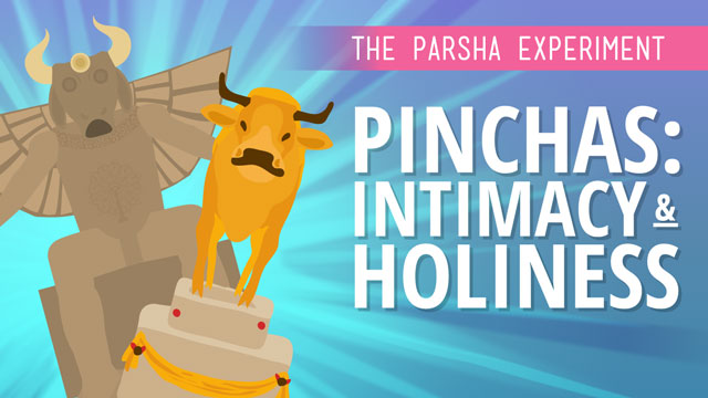 Pinchas: Intimacy and Holiness