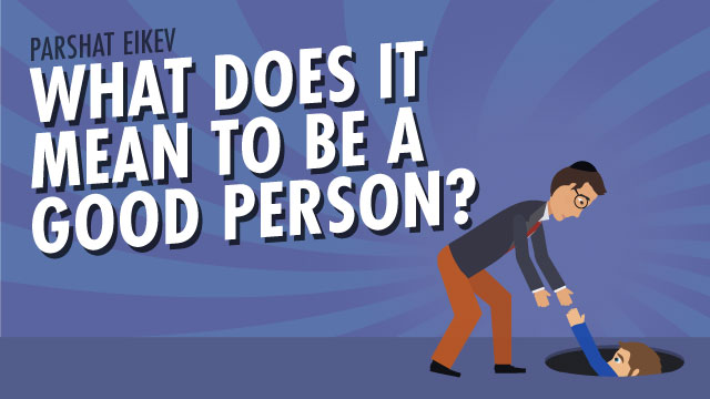 Epilogue: What Does It Mean To Be A Good Person?