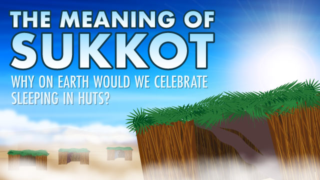 Why Is Sukkot Celebrated? The Story Behind The Jewish Huts