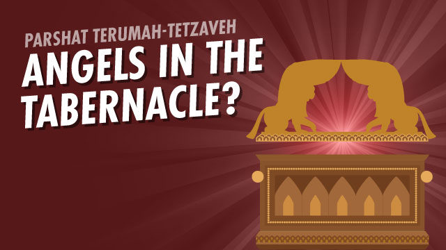 Angels In The Tabernacle?