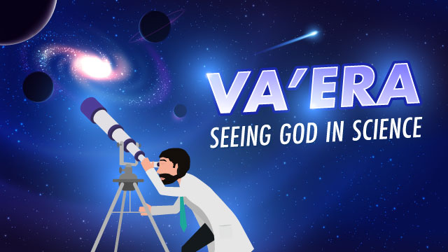 Finding God In Science