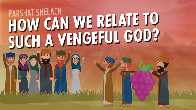 How Can We Relate To Such A Vengeful God?