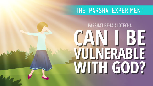 Can I Be Vulnerable With God?