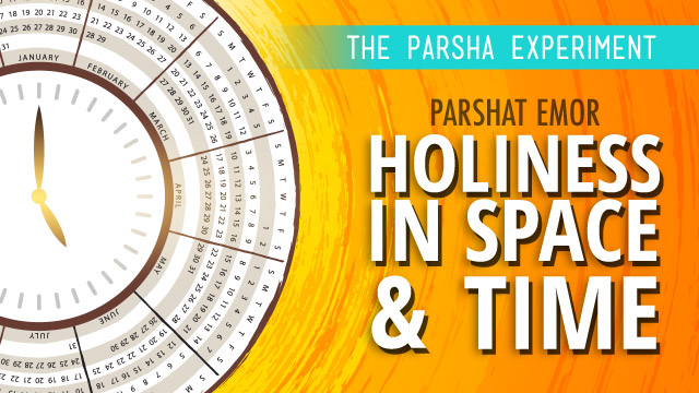 Holiness In Space And Time