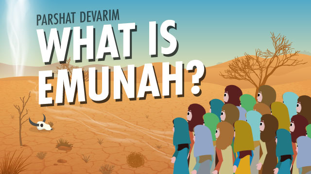 What Is Emunah?