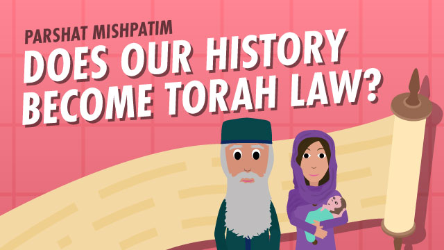Does Our History Become Torah Law?