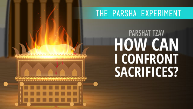 How Can I Confront Sacrifices?