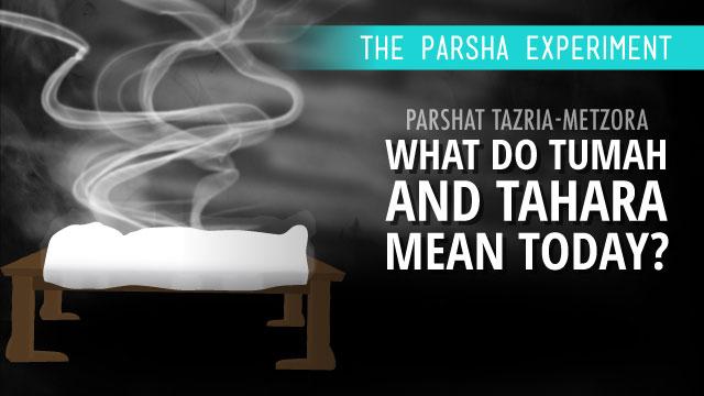 How Tahara Brings Us Back To God
