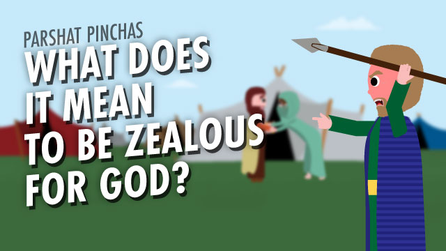 A Lesson From The Great Zealots In The Bible