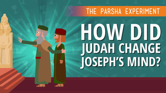 How Did Judah Change Joseph's Mind?