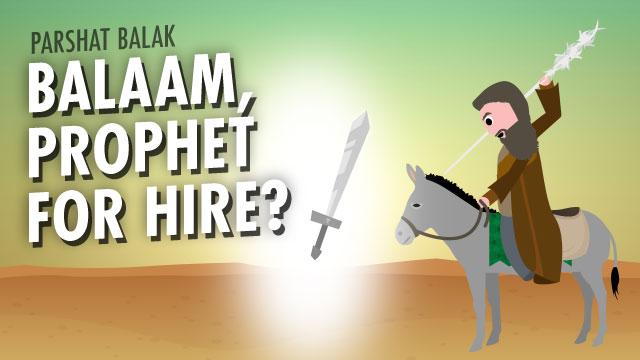 Balaam, Prophet For Hire?