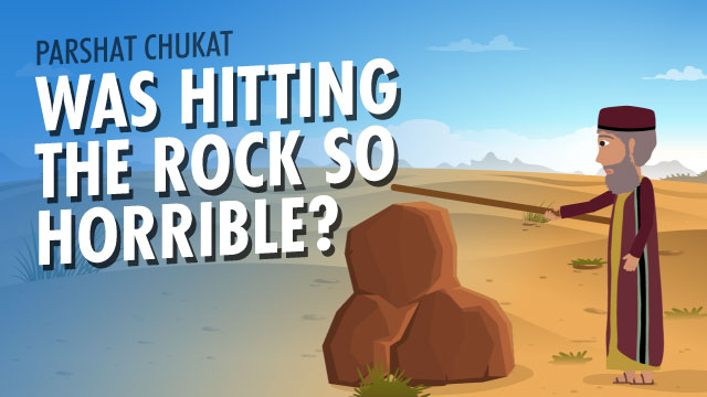 Was Hitting The Rock So Horrible?